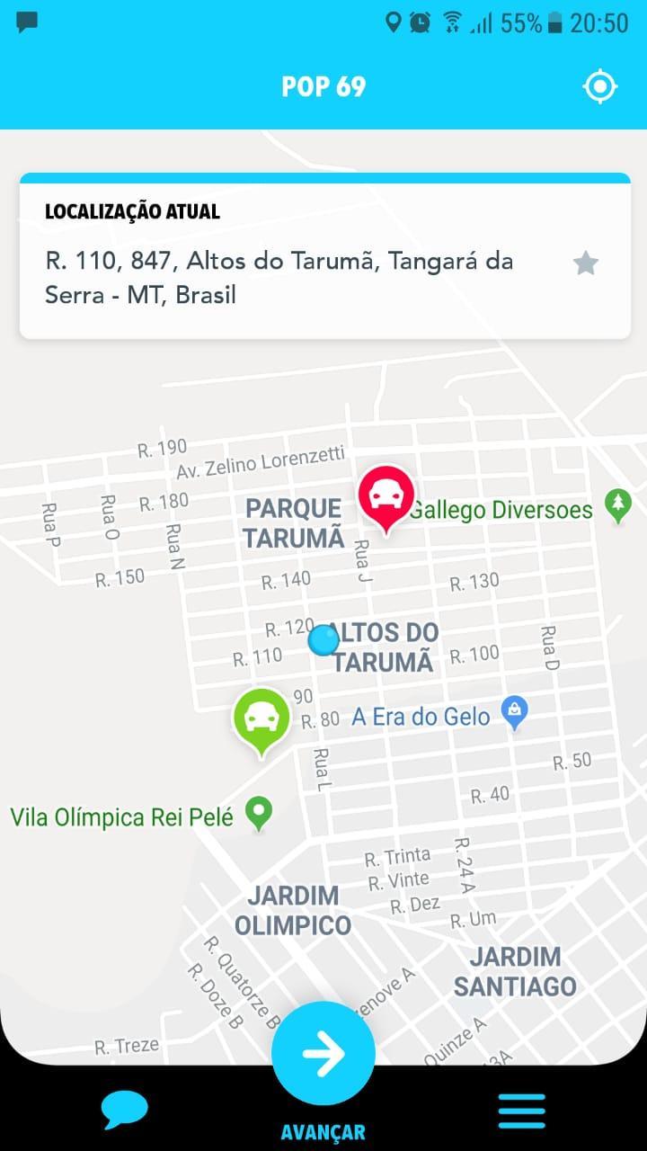 Tangará tem hoje o Pop 69 e o Urbano Norte