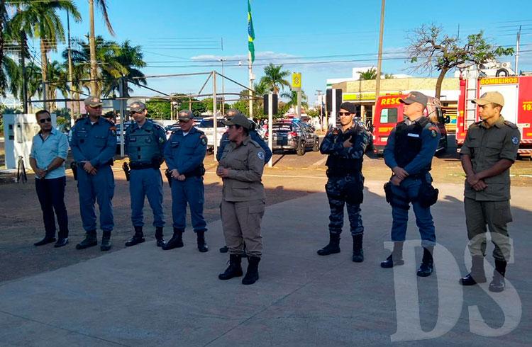 Operação foi lançada na praça da antiga Prefeitura