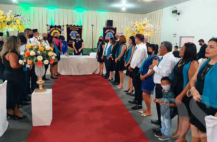 Cerimônia de fundação e posse dos associados